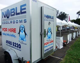 Noble Coolrooms Newcastle